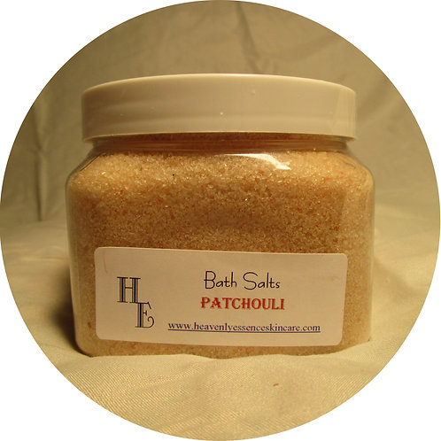Patchouli Bath Salt