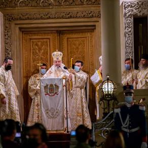 Patriarhul Daniel: Primul îndemn la vaccinare, la slujba de Înviere