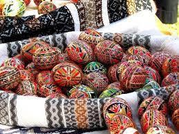Ouăle încondeiate din Ciocănești, Bucovina