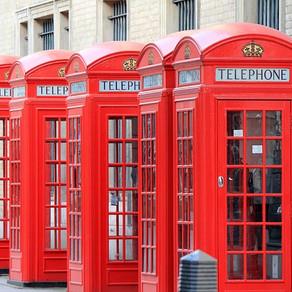 Imaginația englezilor și vestitele cabine telefonice roșii