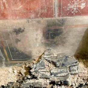 La Verona a fost descoperit un Pompei in miniatura