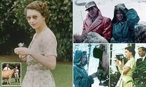 Imagini in premiera cu regina Elisabeta a II-a, difuzate in documentarul The Queen Unseen/FOTO+VIDEO