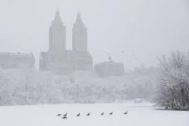 Temperaturi glaciale si furtuni de zapada in  nordul si centrul Statelor Unite