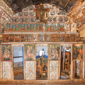 Povestea Bisericii din satul Urşi: Abandonată de comunişti, neglijată după '90, salvată de donatori