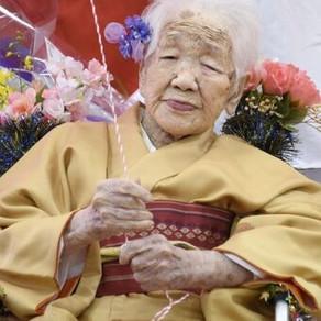 Cea mai vârstnică persoană din lume nu va mai participa la ștafeta torței olimpice