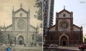 Catedrala romano-catolica Sf. Iosif - monument de arhitectura din 1955