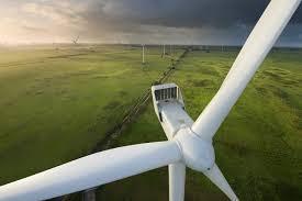 Insula eoliană- cel mai mare proiect din Danemarca