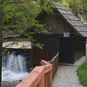 Muzeul viu din Banatul Montan: Tara Morilor de apa de la Rudaria