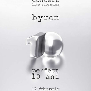 Concert aniversar byron in live streaming
