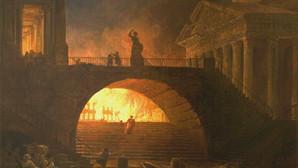 Unul dintre marile mistere ale istoriei: cine a incendiat Roma?