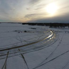 Cel mai mare 'carusel de gheata' din lume