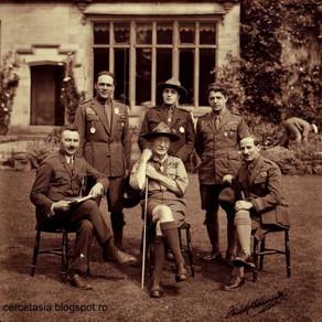 O istorie de peste 100 de ani: Pe cuvantul meu de cercetas
