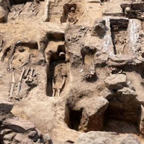 Descoperire istorica in Saxonia: ruinele unei biserici ctitorita in urma cu un mileniu