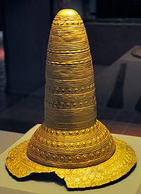 Misterul celor patru palarii de aur
