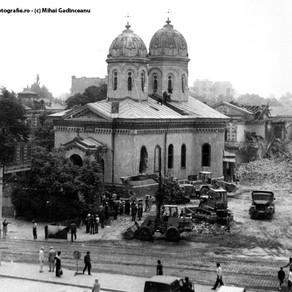 """Demolarea Bisericii Sf. Vineri, la ordinul Elenei Ceaușescu: """"Jos porcăria!"""""""