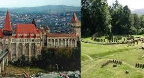 Castelul Corvinilor si Cetatea dacică Sarmizegetusa Regia au trecut la programul de vara