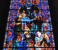 Cele mai vechi vitralii din lume
