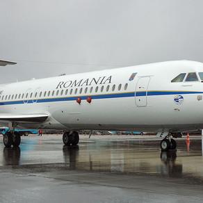 Avionul cu reacție al lui Ceaușescu ajunge la Muzeu
