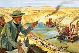 Acum 162 de ani incepea constructia Canalului Suez