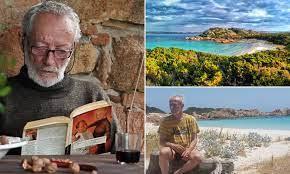 Robinson Crusoe al Italiei- fortat sa paraseasca insula roz