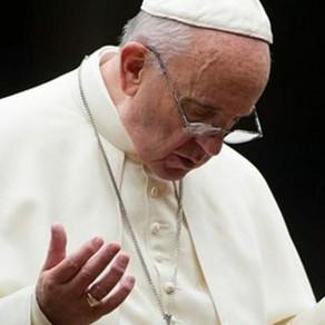 Papa Francisc a lansat un maraton de rugăciuni pentru sfârșitul pandemiei