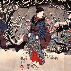 Expoziție de stampe japoneze la Muzeul Național al Literaturii Române