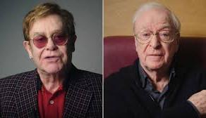 Elton John si Michael Caine incurajeaza vaccinarea/ VIDEO