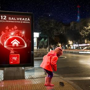 O fetiță de 9 ani din Bistrița-Năsăud a sunat la 112 după ce a găsit un portofel