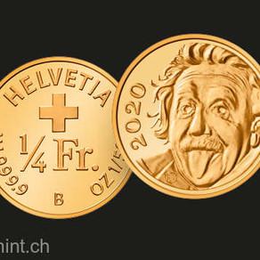Cea mai mica moneda comemorativa din lume, in Cartea Recordurilor
