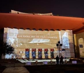 Teatrul Național București reia spectacolele din 5 februarie