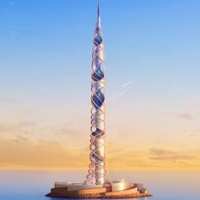 Rusia va construi a doua cea mai înaltă clădire din lume. Va avea 150 de etaje / VIDEO