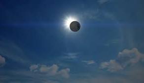 Eclipsa parţiala de Soare vizibila din Romania