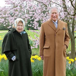 Paștele Familiei Regale Britanice în imagini / Foto+VIDEO