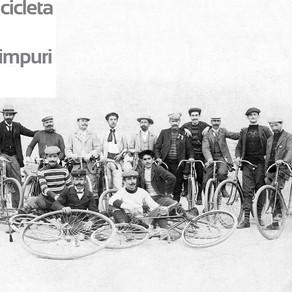 Hai cu bicicleta prin alte timpuri