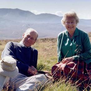 Regina Elisabeta a dorit publicarea unei fotografii private cu Prințul Philip