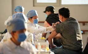 Vaccinarea anti COVID în China
