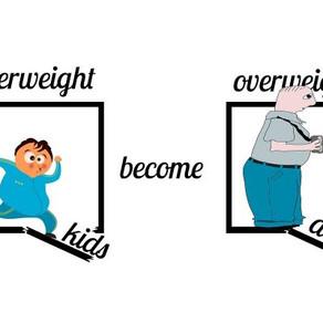 Pandemia duce la cresterea cazurilor de obezitate la copii