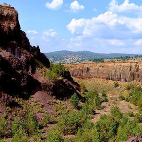 O zona spectaculoasa din Romania aspira la titlul de Geoparc UNESCO/ Video