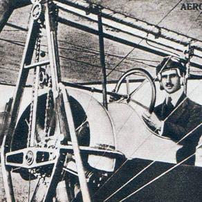 111 ani de la primul zbor cu primul avion românesc inventat, construit şi pilotat de un român