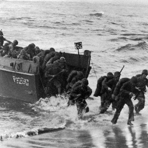 77 de ani de la Debarcarea din Normandia. Comemorare cu un singur veteran