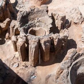 Fabrica de bere veche de 5.000 de ani