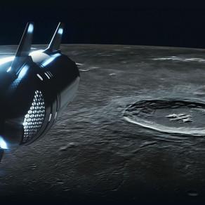 Un milion de persoane vor să participe la călătoria în jurul Lunii