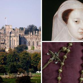 Rozariul Reginei Scotiei Maria Stuart a fost furat