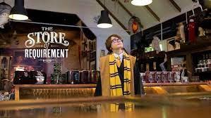 Se deschide cel mai mare magazin Harry Potter- o experienta magica