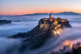 """Italia a inaintat propunerea de includere a """"Orasului care moare"""" in Patrimoniul Mondial"""