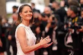 Jodie Foster a primit trofeul Palme d'Or onorific