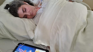 S-a trezit din comă, după 10 luni