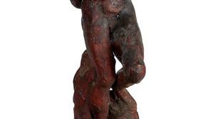 Amprenta lui Michelangelo pe o statueta din ceara?