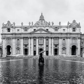 Papa Francisc se vede murind la Roma, încă suveran pontif