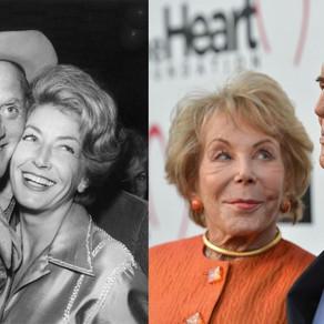 Vaduva legendarului actor Kirk Douglas s-a stins din viata la 102 ani
